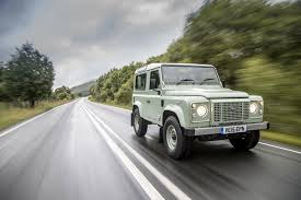 icon land rover land rover defender by car magazine