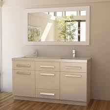 extraordinary 54 inch bathroom vanity single sink verambelles