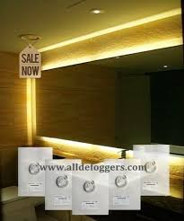 bathroom mirror heated beauteous 70 bathroom mirror defogger decorating inspiration of