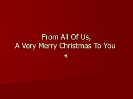 our 2010 ecard greetings to all