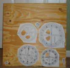 7 Free Wooden Gear Clock Plans by Wooden Gear Clock 8 Steps With Pictures