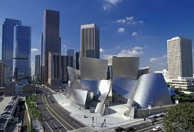 gehry partners office archdaily frank gehry to redesign the gateway to sunset strip ad classics walt