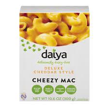 daiya cheezy mac deluxe cheddar style 10 6 oz walmart com