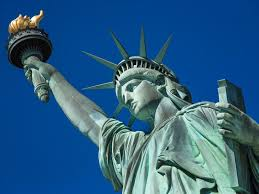 statue with the statue of liberty was originally a muslim woman smart news