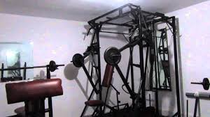 ideas gym equipments and ceiling lighting with interior paint