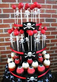 pirate themed cupcakes and cake pops cake cake pinterest