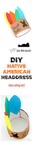 chief headdress diy thanksgiving native american headband momdot