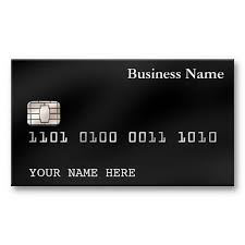 cards for business 10 cool credit card business cards for a unique brand identity aha