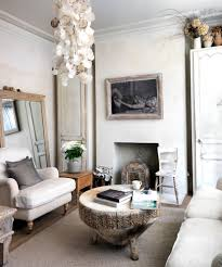 rustic chic art living room shabby chic style with side table wood