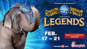 Barnes And Bailey Circus Xfinity Live Entertainment Ringling Brothers Barnum And