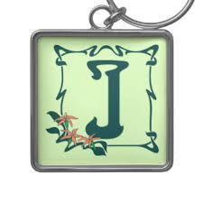 vintage letter j accessories zazzle