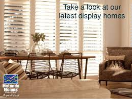 take a look at our latest display homes