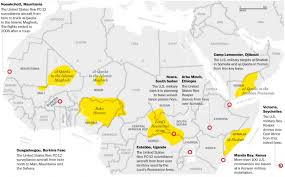 Gabon Africa Map by The African Network The Washington Post