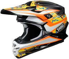 motocross bike helmets shoei vfx w turmoil off road helmet new 2016 closeout ebay