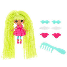 lalaloopsy loopy hair mini lalaloopsy loopy hair doll pix e flutters the