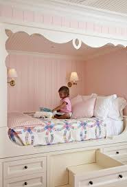 Cream And Pink Bedroom - bedroom decorating ideas young children traditional home