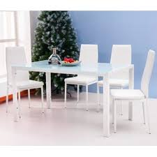 white dining room set modern contemporary dining room sets allmodern
