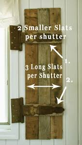 25 best rustic interior shutters ideas on pinterest rustic
