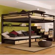 queen loft bed frame singapore bedroom home decorating ideas