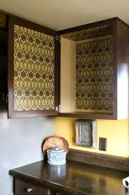 where your treasure is inside the kitchen cabinet