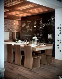 tafelfarbe küche interessante ideen für deko und wandgestaltung in der küche