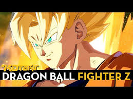 dragon ball fighting game coming 2018