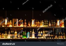 blur alcohol drink on bar counter stock photo 529556464 shutterstock