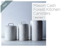food52 just at food52 the cutest kitchen canisters from mason