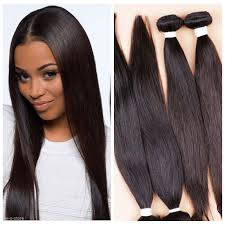 cheap human hair extensions 4 bundles remy human hair weave