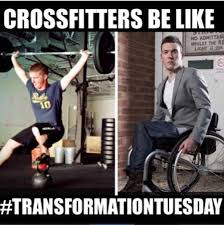 Funny Crossfit Memes - competitive exerciser does 1 andro epi stack anabolicminds com