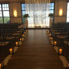 san antonio wedding planners ceremony drapery by noah s event venue san antonio