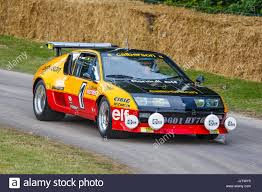 renault alpine 1977 renault alpine a310 rally car at the 2017 goodwood festival