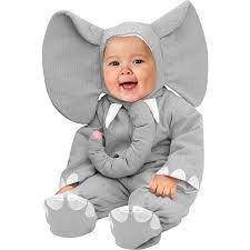 amazon com unique child u0027s infant baby elephant halloween costume