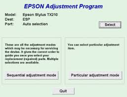 resetter epson l120 esp resetter epson tx210 printer free download driver supports pinterest