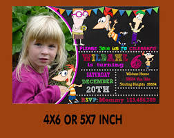 phineas and ferb etsy