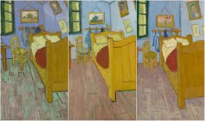 vincent van gogh bedroom van gogh s bedrooms opens valentine s day at the art institute