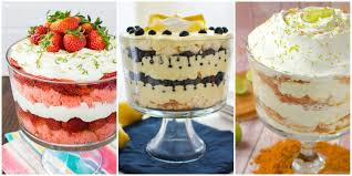 12 easy summer trifle recipes that will be the star of your next