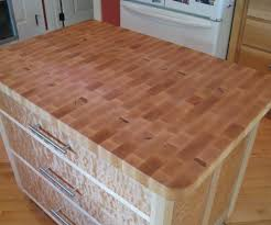 Butchers Block Kitchen Island Butcher Block Counter Top With Pictures