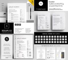 Template For A Resume Microsoft Word 20 Professional Ms Word Resume Templates With Simple Designs