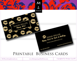 Design Business Cards Print At Home Custom Business Cards Pearls U0026 Coffee Lets Talk