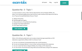 vcp 410 vmware real exam questions 100 free exam labs