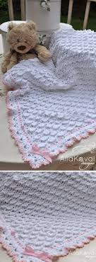 free knitting pattern quick baby blanket 30 free crochet patterns for blankets hative