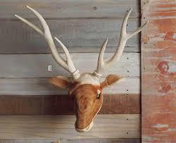 Deer Head by Roost Folk Art Deer Head U2013 Modish Store