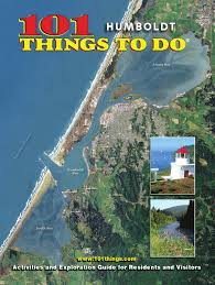 Humboldt State University Map by 101 Things To Do Humboldt 2010 By 101 Things To Do Publications
