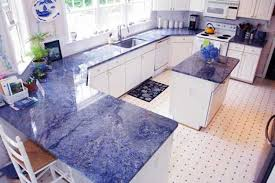 blue countertop kitchen ideas 19 blue countertops kitchen euglena biz