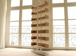 Free Standing Bookshelves Severin Freestanding Bookcase By Alex De Rouvray Design Sohomod Blog