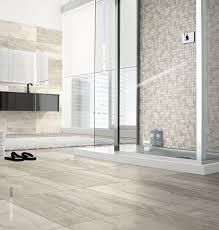 Bathroom With Wood Tile - bathroom floor tiles that look like wood best bathroom decoration