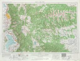Salt Lake City Map Free U S 250k 1 250000 Topo Maps Beginning With