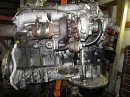 mercedes om617 toyota 4runner powered by mercedes om617 5 cylinder turbo diesel