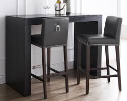 Furniture Bar Stool Chairs Backless by Furniture Grey Leather Swivel Bar Stools Counter Height With